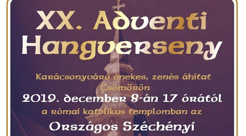 XX. Adventi hangverseny
